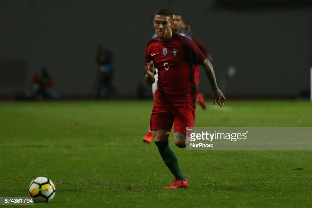 Portugal defender Antunes during the match between Portugal and United States of America International Friendly at Estadio Municipal de Leiria on...