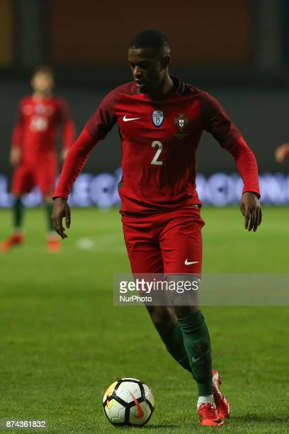 Portugal defender Nelson Semedo during the match between Portugal and United States of America International Friendly at Estadio Municipal de Leiria...