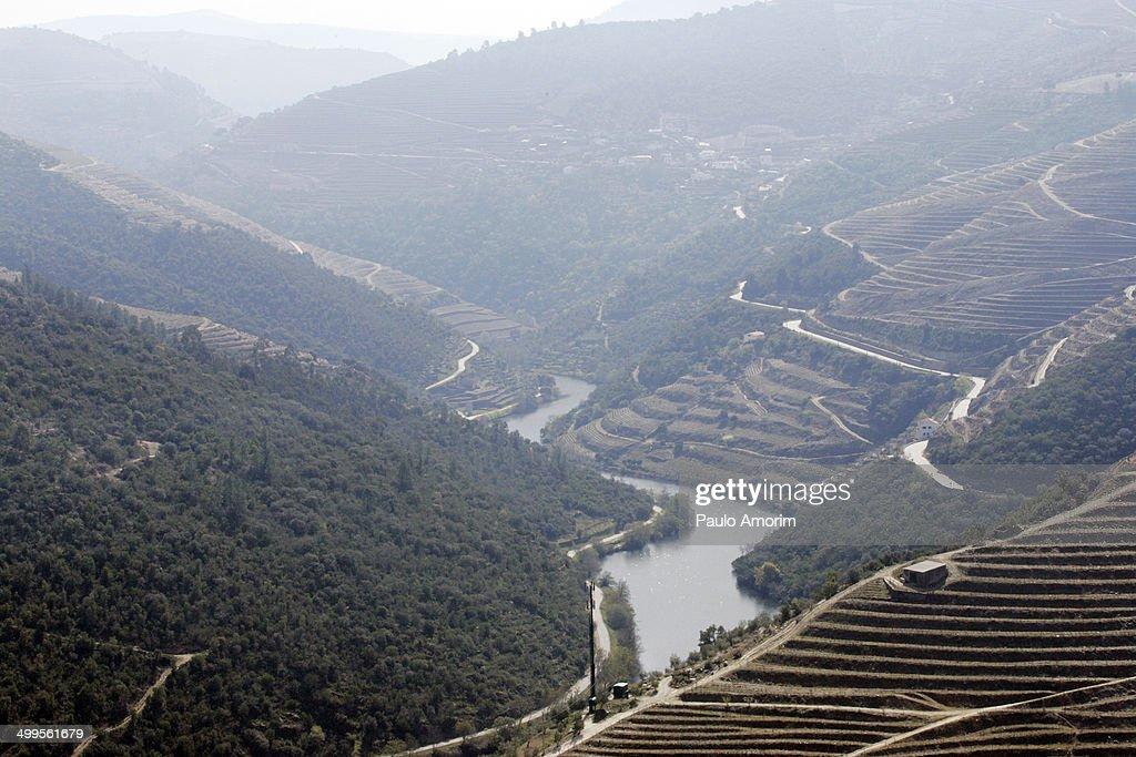 Portugal Douro River
