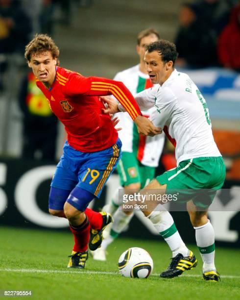 CARVALHO Portugal / Espagne 1/8 Finale Coupe du Monde 2010 Cap Town
