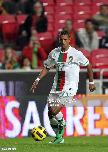 NANI Portugal / Espagne Match amical au Portugal