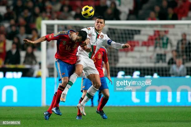 BUSQUETS Portugal / Espagne Match amical au Portugal