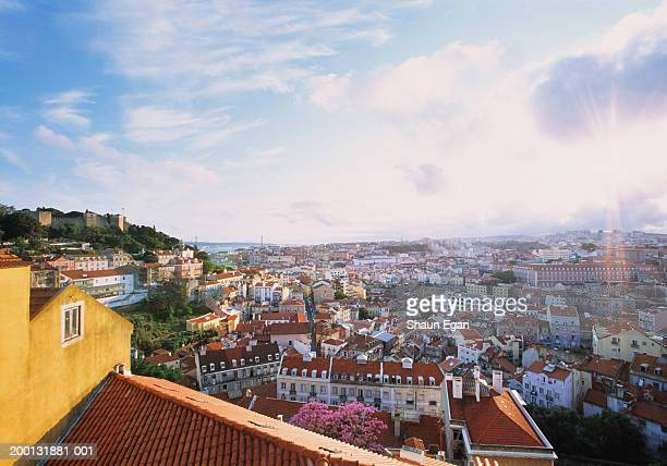 Portugal, Lisbon, overview of city