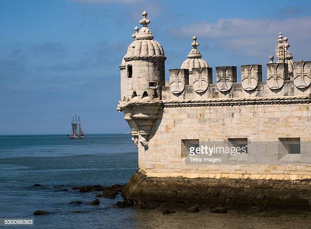 Portugal, Lisbon, Torre de Belem