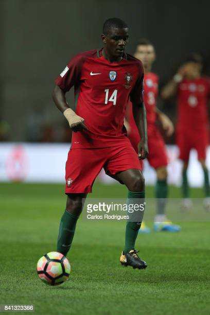Portugal midfielder William Carvalho during the match between Portugal v Faroe Islands FIFA 2018 World Cup Qualifier match at Estadio do Bessa on...