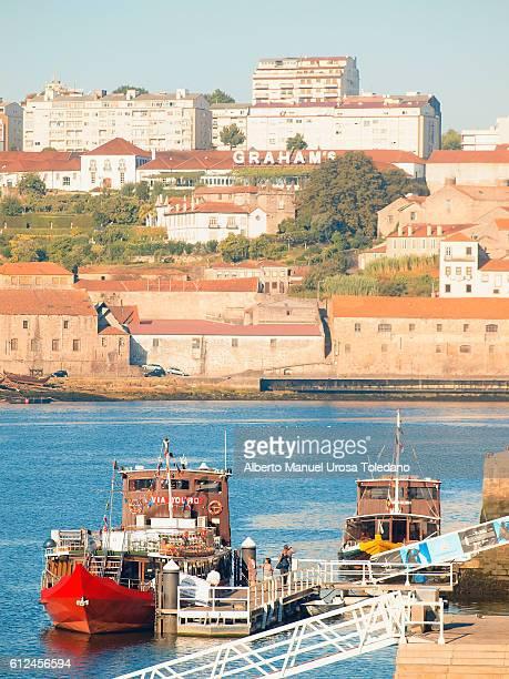Portugal, Porto, Ribeira do Douro and cruise