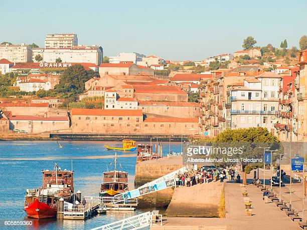 Portugal, Porto, Ribeira do Douro and cruises