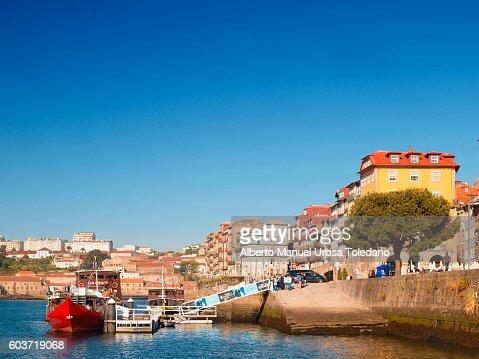 Portugal, Porto, Ribeira do Douro