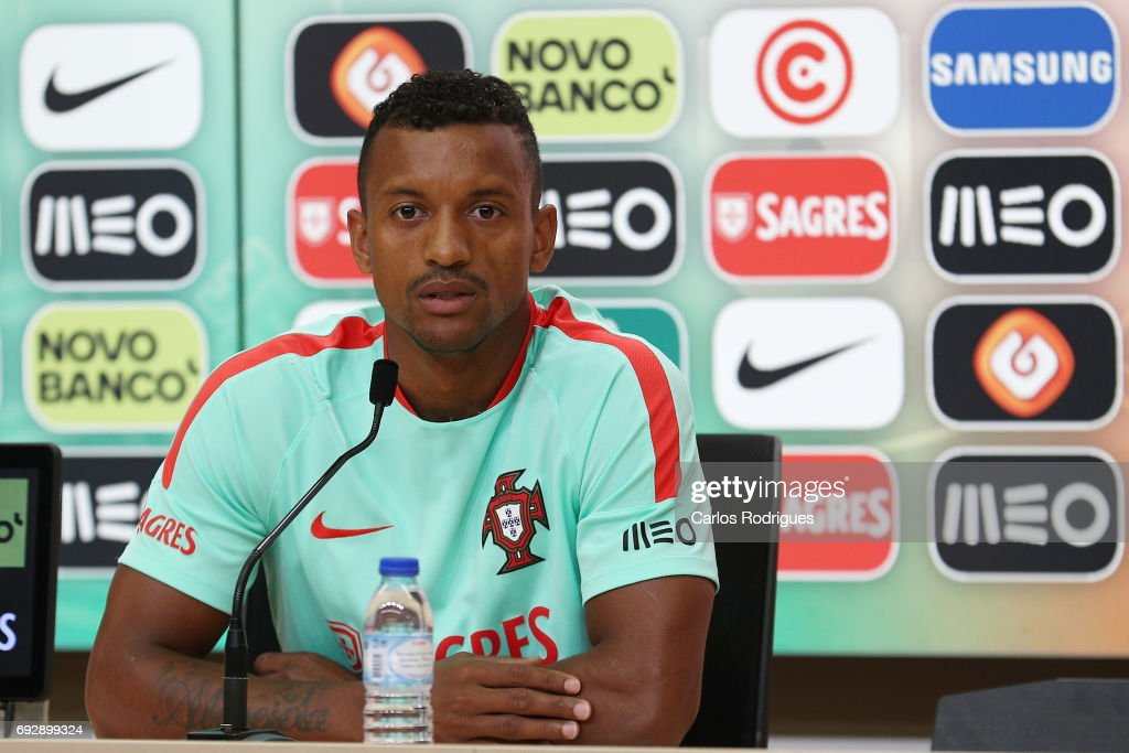 Portugal Training and Press Conference