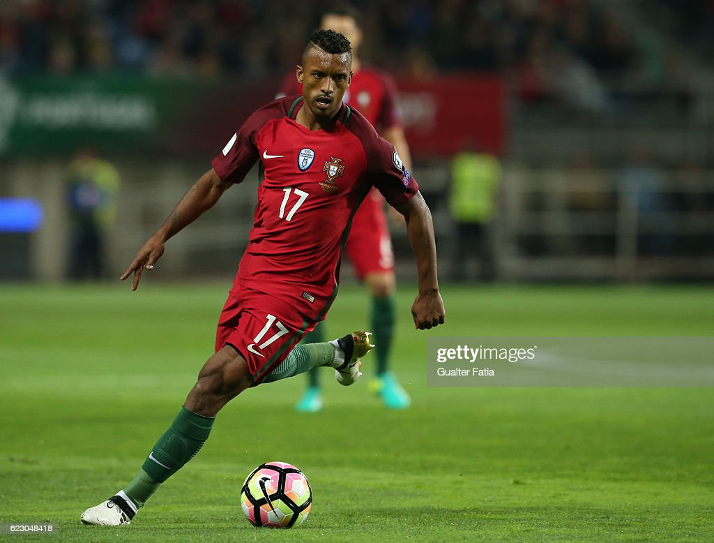 Portugal v Latvia - FIFA 2018 World Cup Qualifier : News Photo
