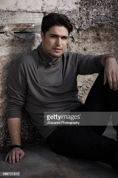 Portuguese actor Diogo Morgado is photographed for Glamoholic on April 6 2015 in Los Angeles California PUBLISHED IMAGE ON DOMESTIC EMBARGO UNTIL...