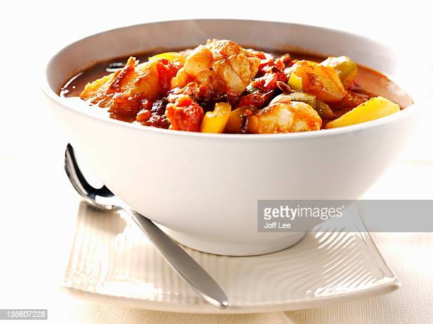 Portuguese dishes stock photos and pictures getty images for Portuguese fish stew