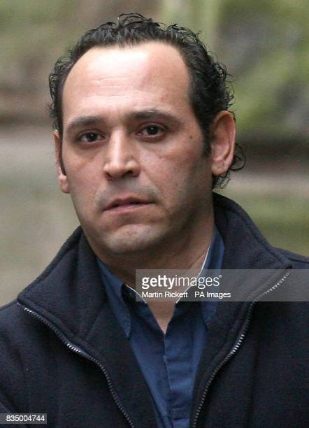 Portuguese lorry driver Paulo Jorge Nogueira da Silva leaves Chester Crown Court where he faced six counts of causing death by dangerous driving