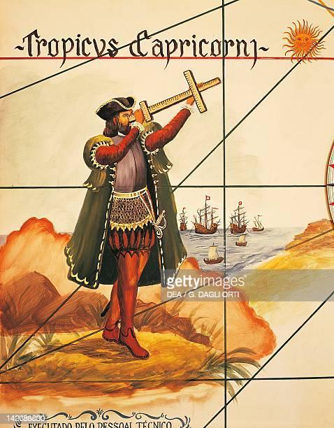 Portuguese navigator 16th Century