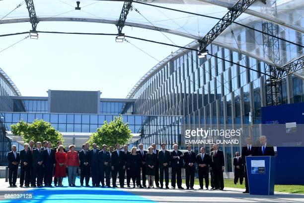 Portuguese Prime Minister Antonio Costa Italian Prime Minister Paolo Gentiloni Albanian Prime Minister Edi Rama King Philippe Filip of Belgium...