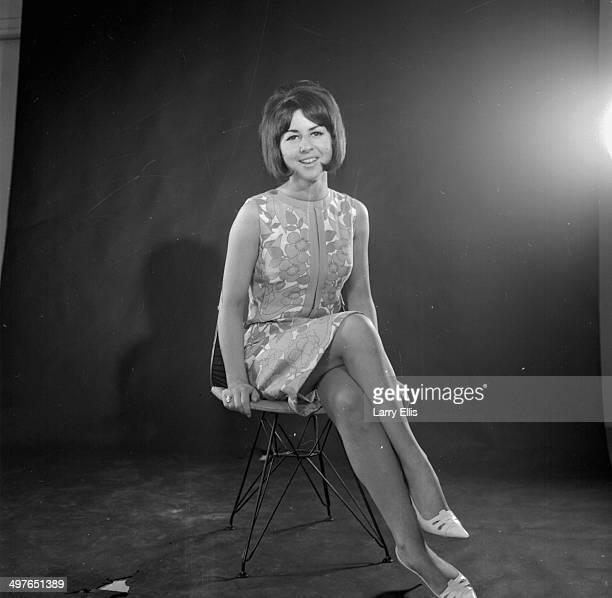 Posed portrait of singer Elkie Brooks June 22nd 1964