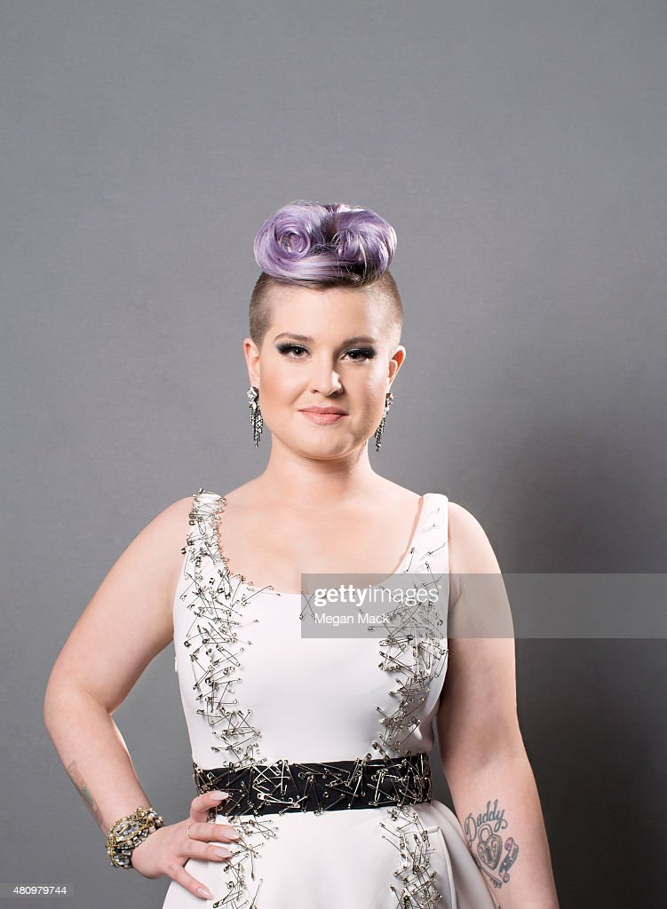 poses for a portrait at the Logo TV's 'Trailblazers' at the Cathedral of St John the Divine on June 25 2015 in New York City