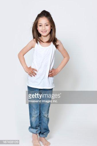 Posing model : Stock Photo