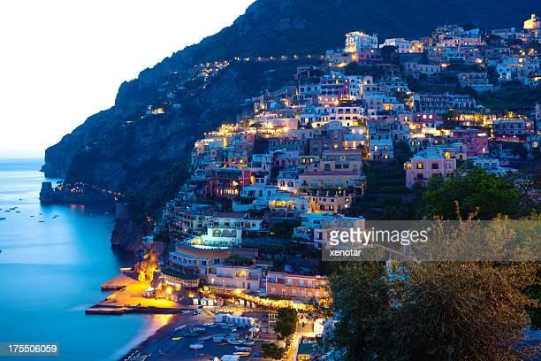 Positano, coastal town