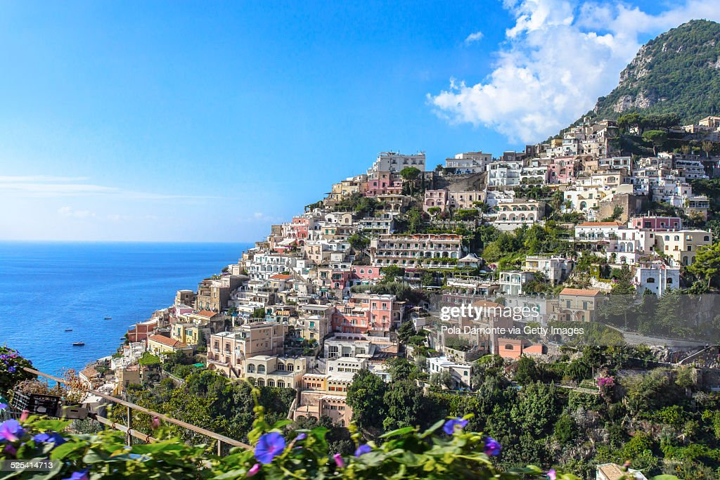 how to get from amalfi to positano
