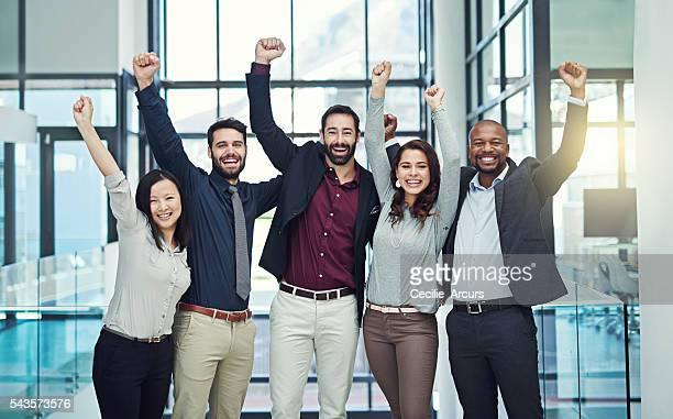 Positive teams produce positive outcomes