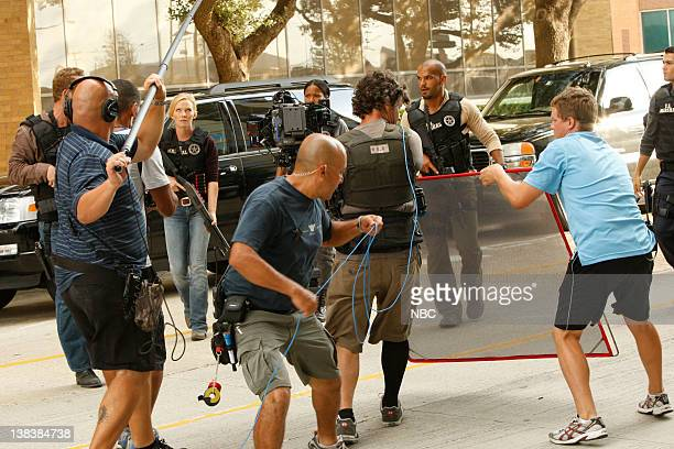 CHASE 'Posse' Episode 108 Pictured Cole Hauser as Jimmy Godfey Rose Rollins as Daisy Ogbaa Kelli Giddish as Annie Frost Amaury Nolasco as Marco...