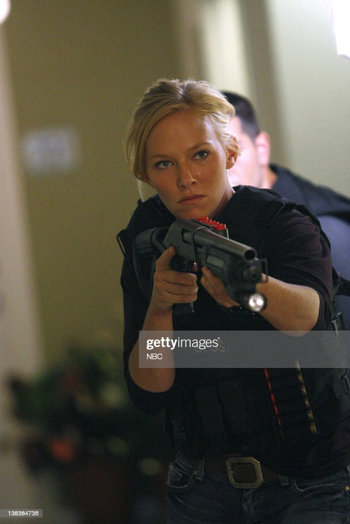 CHASE 'Posse' Episode 108 Pictured Kelli Giddish as Annie Frost