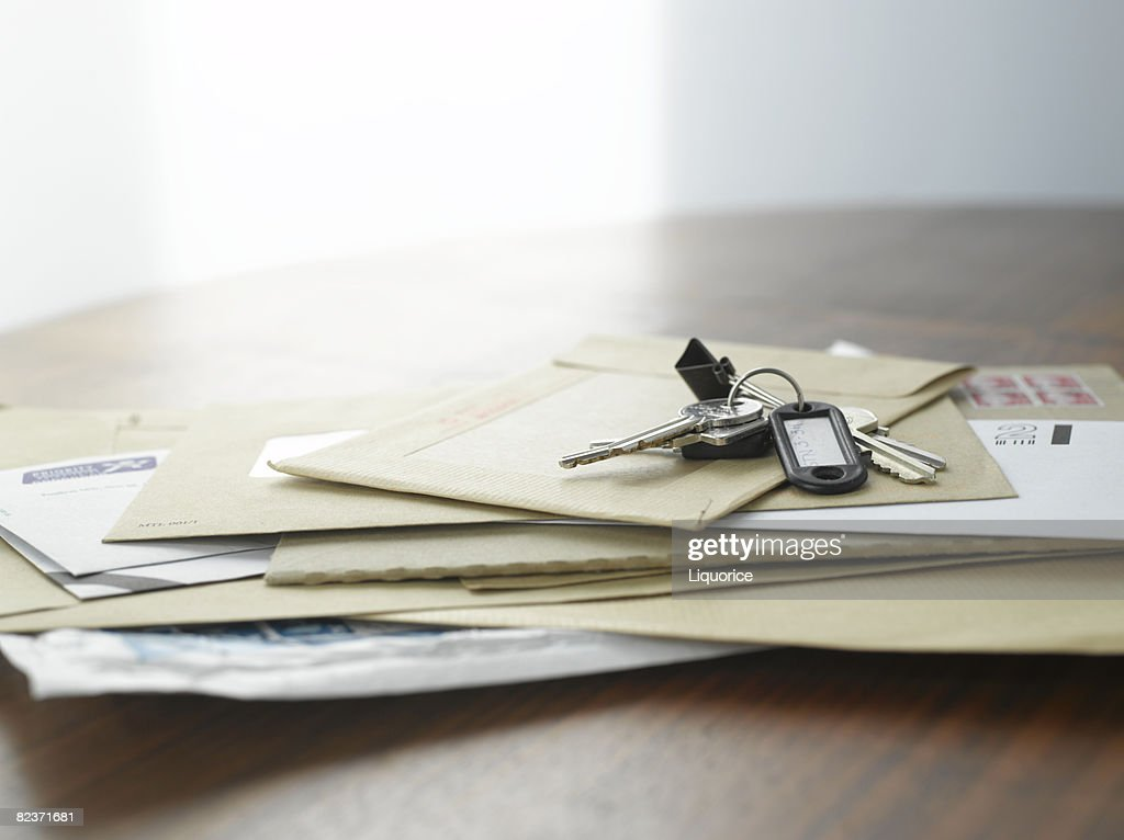 post and keys