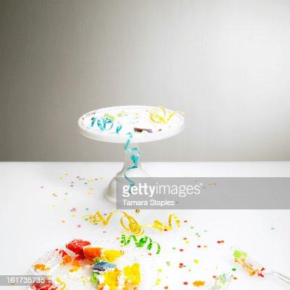 Post Birthday Party : Stockfoto
