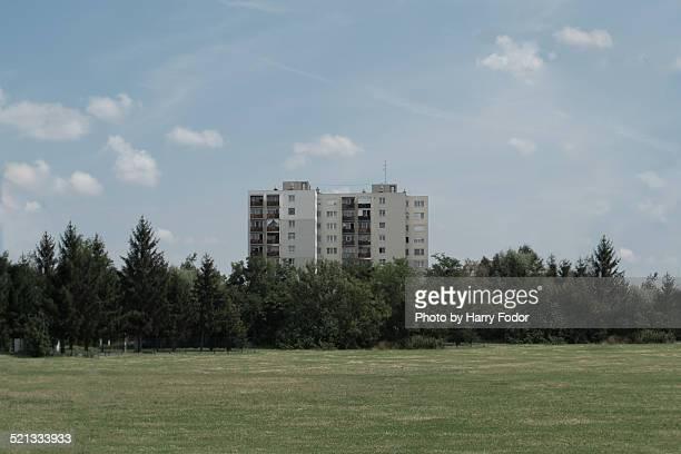 Post Communistic Urban Architecture