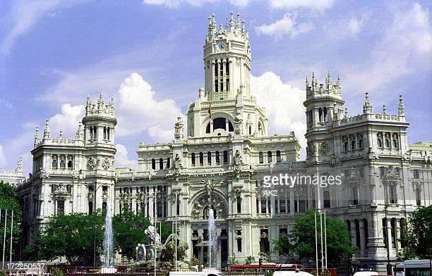 La sede en Madrid