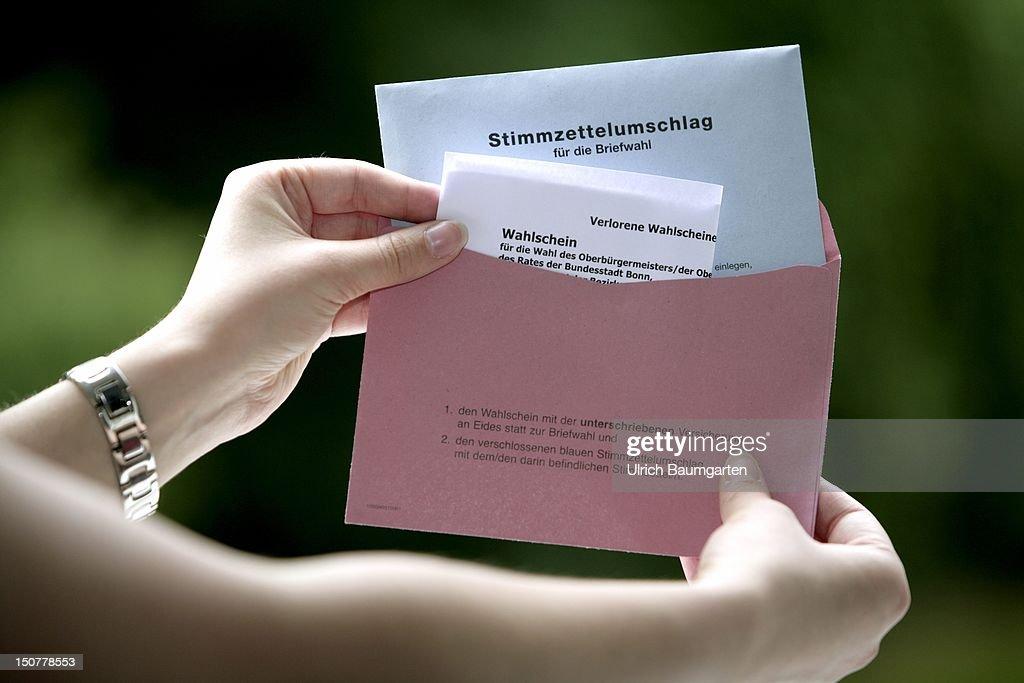 Briefwahl dresden online dating