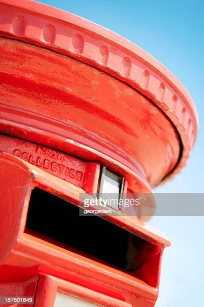 Postbox Close-up