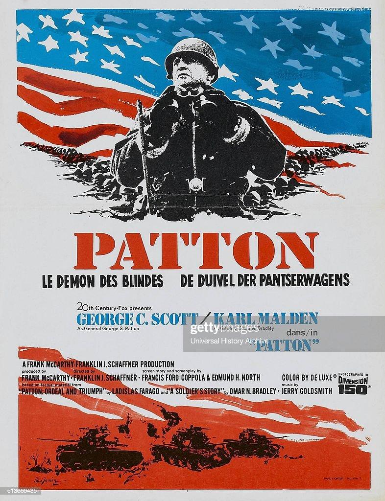 George C. Sc... Patton 1970