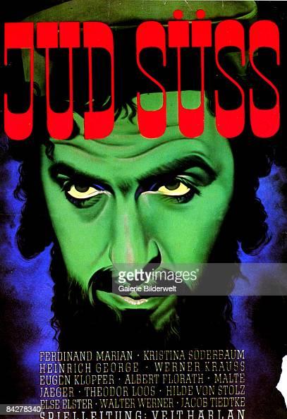 Jud Süss: the Nazis' inglorious blockbuster