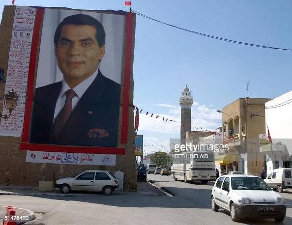 Image result for Zine El Abidine Ben Ali posters