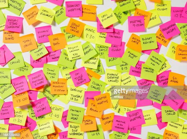 Postit Message Board