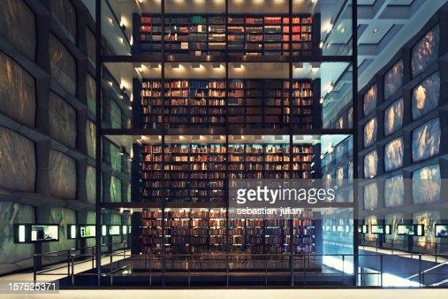postmodern library