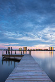 Post-Sunset at Little Lagoon