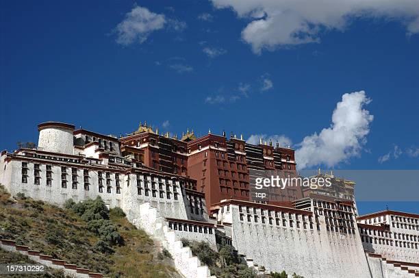 Palacio de Potala (Lhasa, el Tíbet