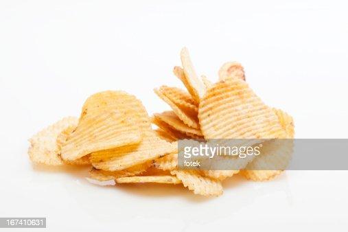 Potato chips : Stock-Foto