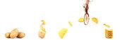Potato & Chips - XXXL (133 Megapixel)