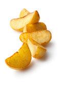 Potato: Fried Wedges