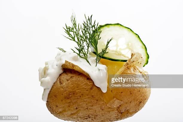 Potato in skin