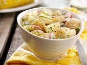 Potato Salad at a Picnic