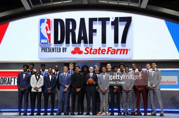 Potential first round draft picks Front Row OG Anunoby Dennis Smith Malik Monk Luke Kennard Lonzo Ball Markelle Fultz De'aaron Fox Frank Ntilikina...