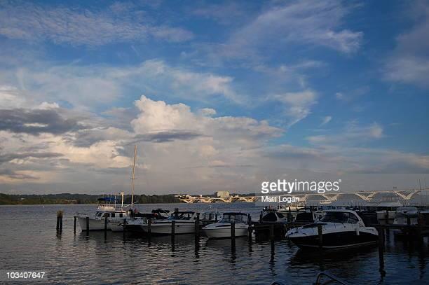 Potomac River at Alexandria, VA