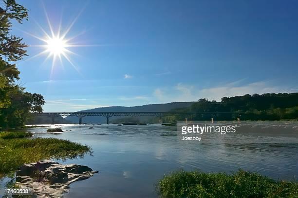 Potomac River Starburst