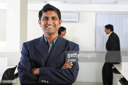 Potrait of a man : Stock Photo