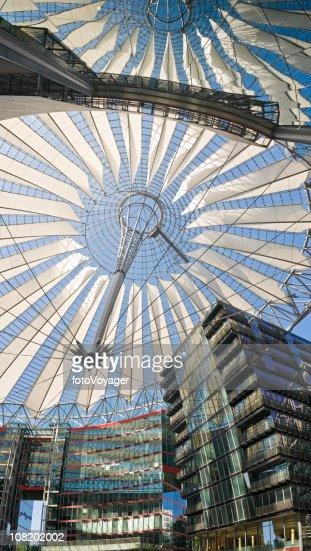 Potsdamer Platz Berlin : Stock Photo